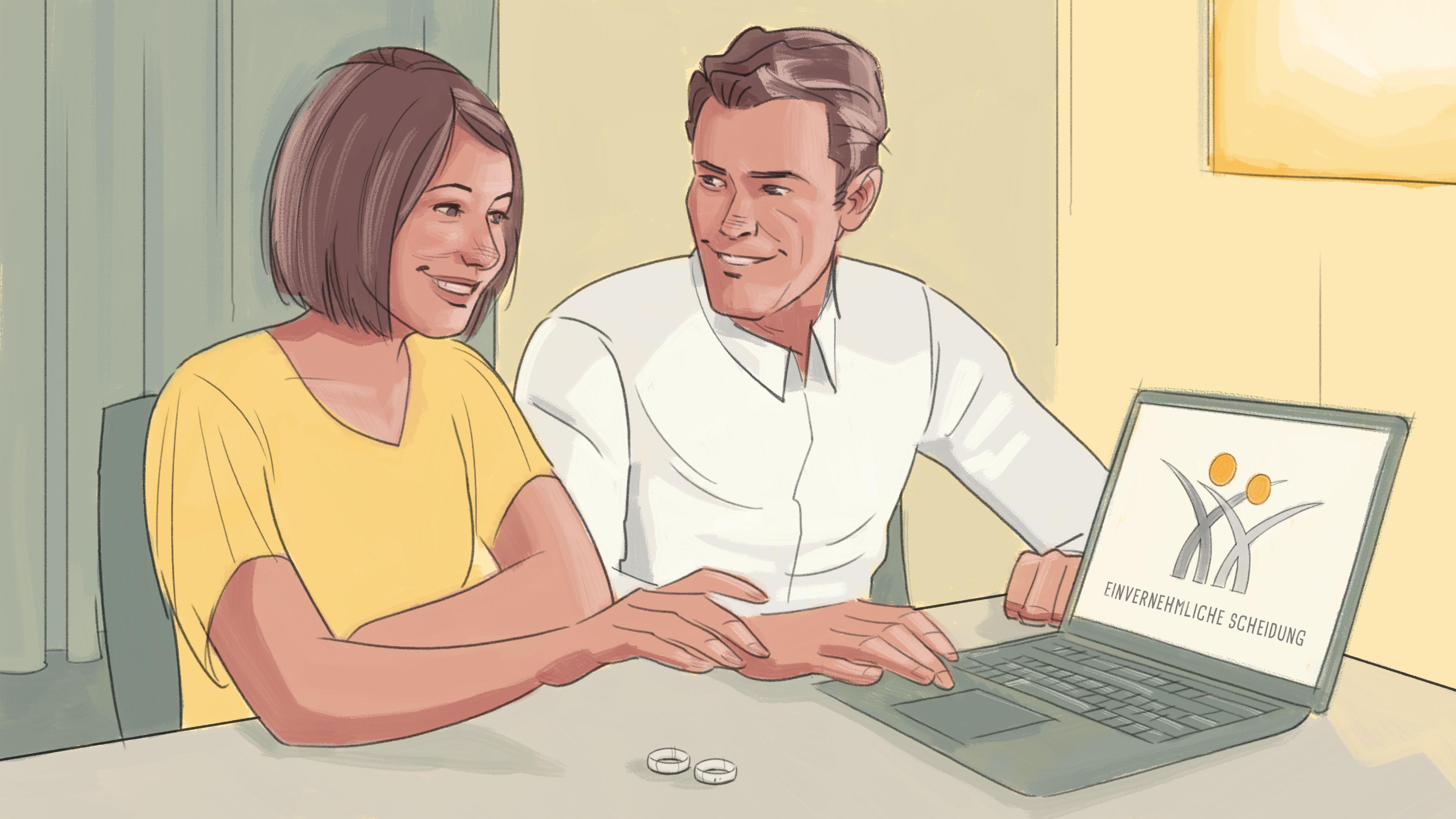 EINVERNEHMLICHE Scheidung: 10 Beste Tipps   SCHEIDUNG.com